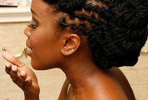 The Beauty of Locs / by Demetria Coleman