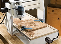 CNC Machines & Project Ideas / A collection of CNC Machines including CNC Sharks and Axiom CNCs as well as their attachments. This board also contains a wide range of CNC projects to get you started! / by Rockler Woodworking and Hardware