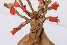 Tvoríme s deťmi / ruky, rúčky, ručičky ...