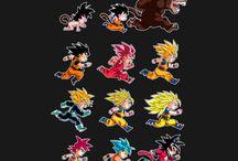 Goku dragón Ball Z