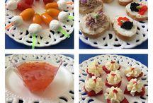 Sortimente pt aperitive festive