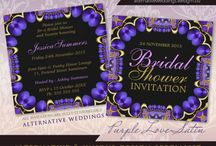 Wedding Invitations & Stationery / Save the Date • Bridal Showers • RSVP • Engagement • Invitations, Stickers, Magnets, Postage Stamps, Cards, Albums + lots more..
