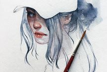 aquarelle art