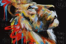 Peintures & dessin d'animaux