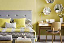 Grey Yellow