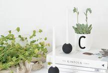 DIY: Kerzenhalter