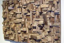quadri in legno