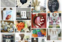 Fall Ideas / by Nicole Lauerman