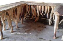barra bar de madera suart