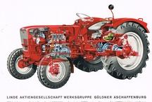 tractoren / landbouw / kubota / by Jan van Leeuwen