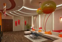 Harika cıvıl cıvıl iç mimari tasarımlar / Aykırı iç mimari tasarımlar...