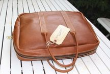 In Pursuit of the Perfect Messenger Bag / by Stacy Stone