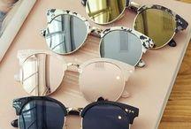 · óculos + inspirações
