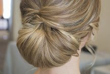 Hairstyles /make-up