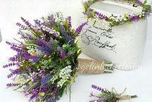 çiçekler(taç+gelin çiçeği)