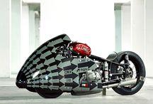 Motorradgespanne