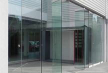 glass windows/doors