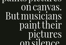 Quotes About Music / Music Quotes