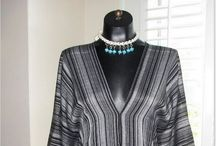 Sewing - Tops & Wraps