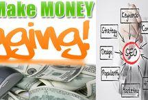 Make money / Make money blogging