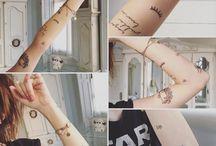 Nouveaux tatouages