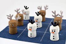 Kreatív ötletek - Tél / Barkácsolás gyerekekkel, gyerekeknek