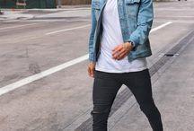 camperas de jeans