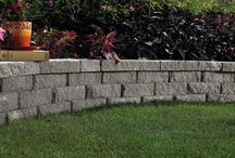 Retaining and Freestanding Walls / by Pavestone