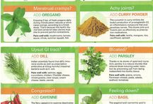 Health related things / Herbs etc