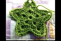 granny square goodness / crocheted granny square tutorials & inspiration / by Two Cheese Please