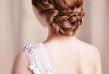 Wedding hair/makeup