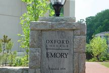 Oxford College of Emory University / Oxford College is @EmoryUniversity's distinctive freshman/sophomore college situated on the University's original, historic campus in Oxford, GA. / by Emory University