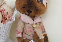 teddybears 2 / авторские мишки