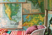 Maps / by Tamara Pensa