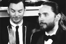 The perfection. / J J Leto. Do I have to say something else?