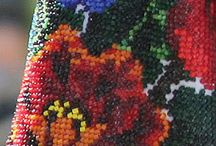 Ukrainian Bead Embroidery