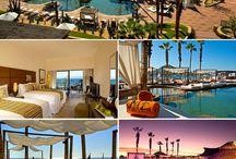 Hoteles en Cabo San Lucas / Directorio de Hoteles en Cabo San Lucas, Baja California Sur, México.