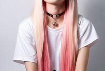 *~Goth & Punk~* / Goth or punk fashion.