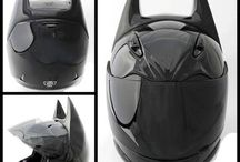 Wild and Crazy Helmets / Halloween-worthy motorcycle helmets! (And a few more fitting for other holidays too!) Always ride safe by wearing a helmet to protect your pumpkin. #protectyourpumpkin