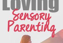 31 days of Loving Sensory Parenting