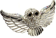 Owl Ring / by SouthernOwl Boutique