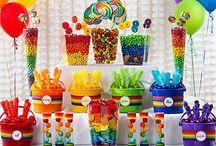 Theme: Rainbow