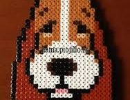 Pyssla-Hama Beads...        LA MIA PASSIONE!!! / Pyssla-Hama Beads