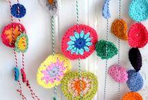 Crochet Garland / by Kristin Baule