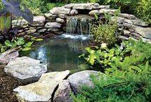 How to Build a Pond / www.playitkoi.com presents, Koi Pond design, how to build a fish pond, how to make a pond, fish pond design, Pond building, pond designs, build a pond, garden pond design How to build a pond waterfall