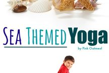 preschool yoga and movement