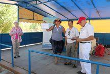 Academia de idiomas Paraninfo entregó los premios Torneo Exhibición Ground Golf Club.  / El día 22 de septiembre de 2013 la academia Paraninfo entregó los premios en el torneo de Exhibición de Golf.