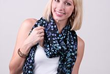Scarves/Bikini Wrap / Works perfect as a scarf, a bikini wrap or even a lightweight shawl! This versatile accessory is made of 100% rayon, measures 18.5 inches(wide) x 72 inches (long) and is fringed at both ends.