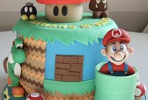 Cartoons cakes / Everything sweets