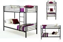 Metal Framed Bunk Bed